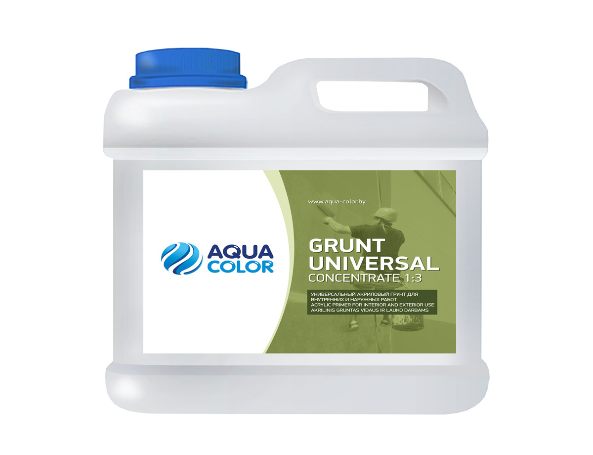 GRUNT UNIVERSAL (concentrate 1:3)